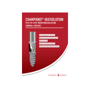 "Инструкция ""Step-by-Step Instructions Champions® (R)Evolution"" - фото - 1"